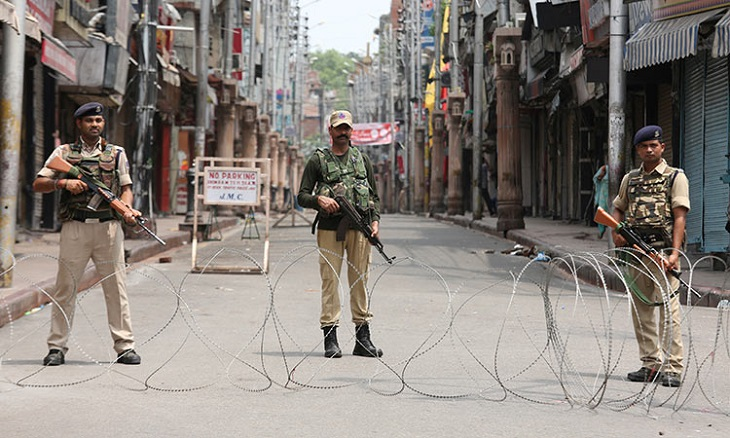 4,000 detained in Kashmir since autonomy stripped: govt sources