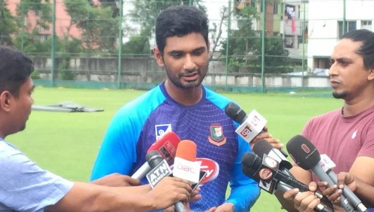 Mahmudullah starts gearing up with batting, bowling