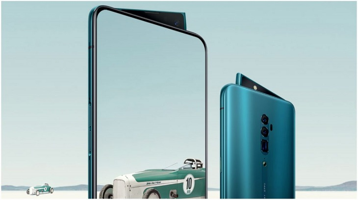 Oppo Reno 2 featuring 20x zoom