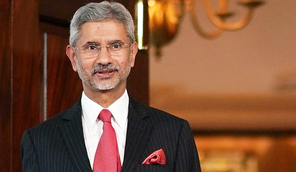 Indian External Affairs Minister S Jaishankar due Monday
