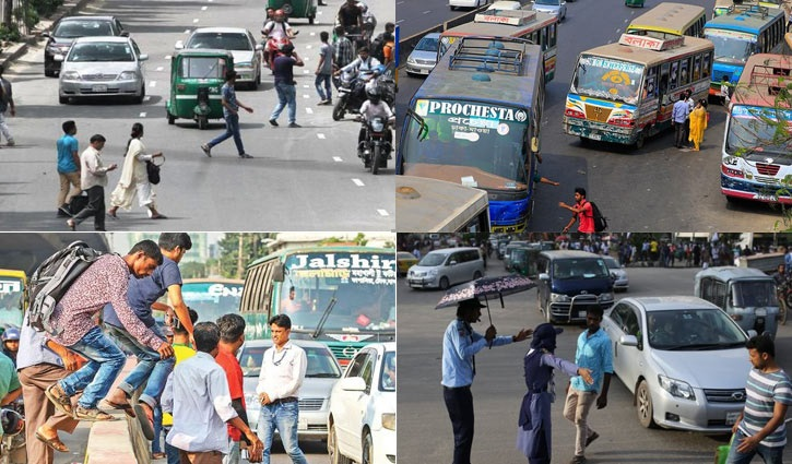DMP files 4,780 cases over traffic violations