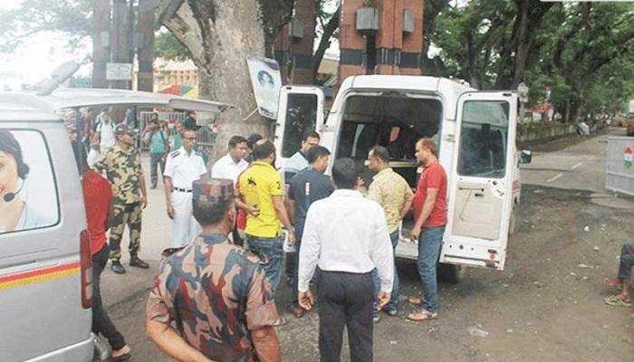 Bodies of two Kolkata road crash victims arrive home