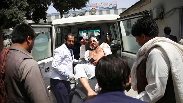 63 killed, 182 wounded in Kabul wedding suicide blast