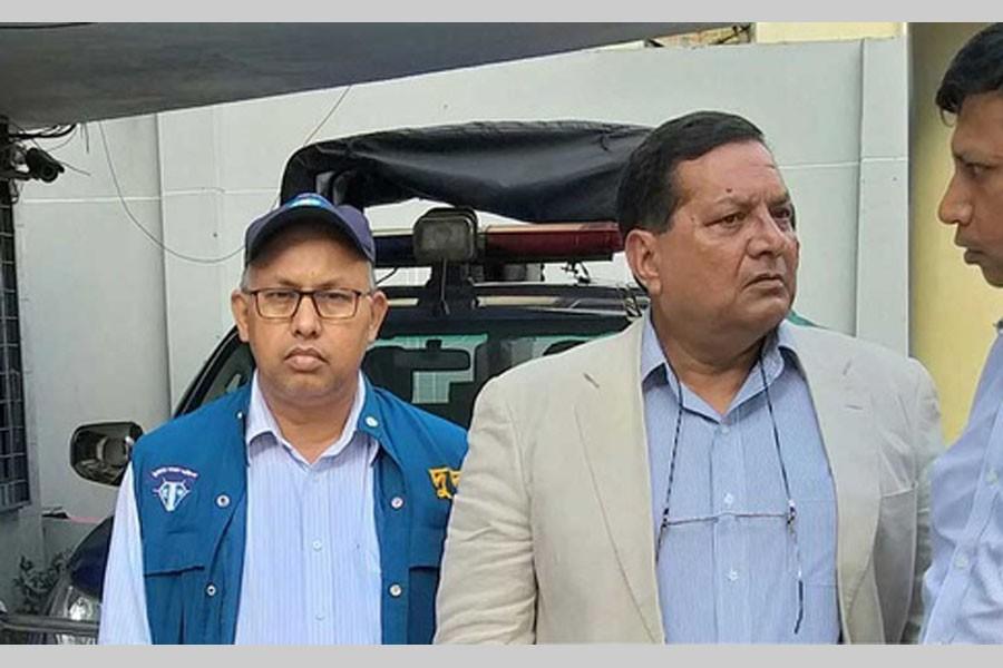 FR Tower owner Tasvir Ul Islam gets bail