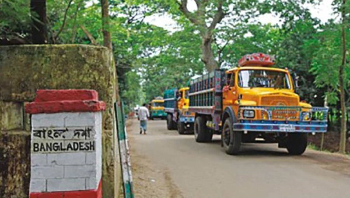 Export thru' Akhaura land port remains halted