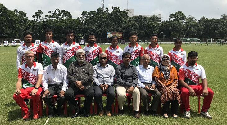 Archery Youth Champs: Bangladesh archers to start campaign on Tuesday