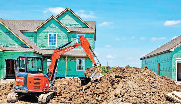 US housing starts fall further
