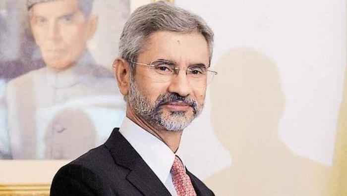 Indian Finance Minister Jaishankar due tonight