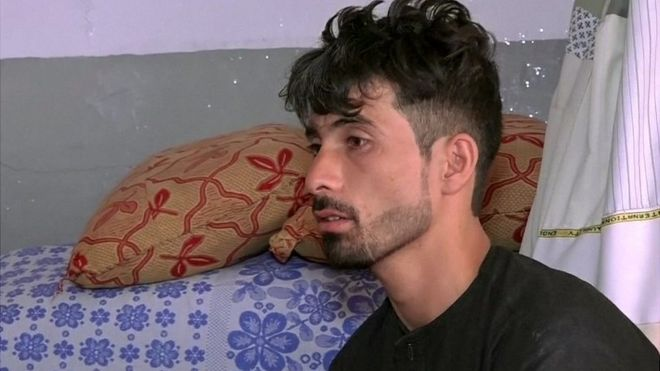 Kabul wedding blast: Groom has 'lost hope' after deadly attack