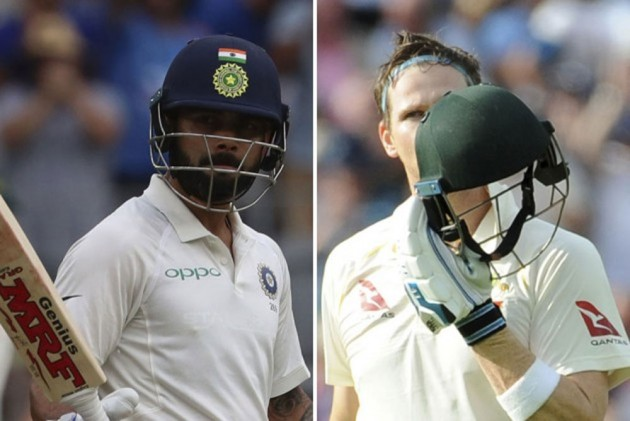 ICC Test Rankings: Steve Smith closes in on top-ranked Virat Kohli