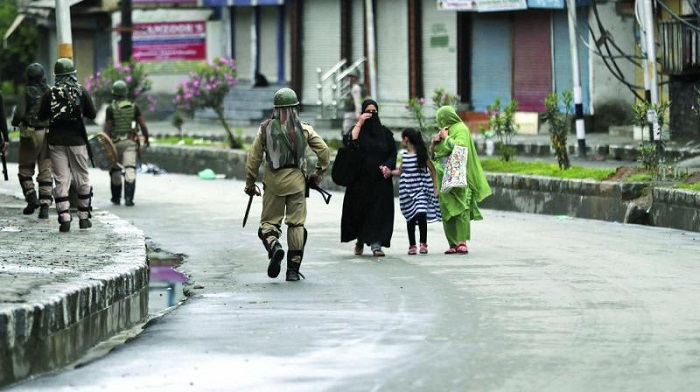 Kashmir schools reopen, teachers at work but few students turn up