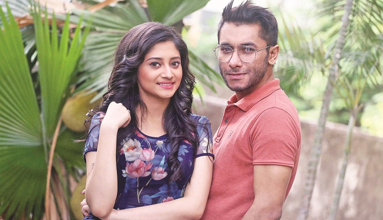 Taskeen Rahman, Puja Cherry collaborate for Shaan