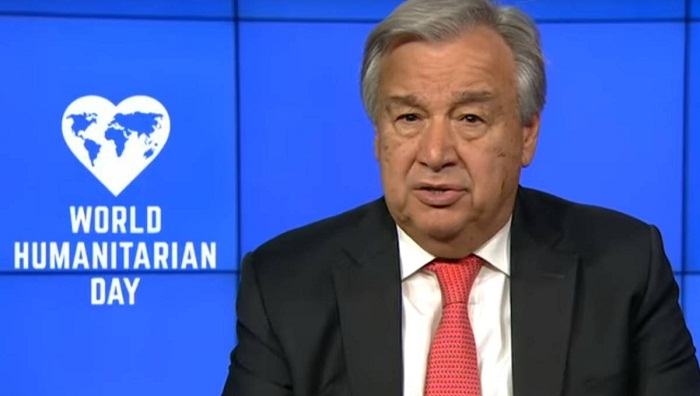 UN pays special tribute to women humanitarians