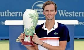 At last: Cincinnati title lands Medvedev in world top five