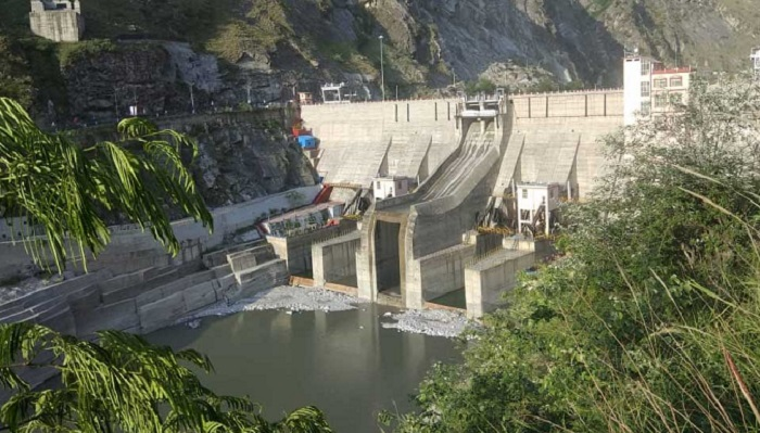 Rising silt level forced to shut India's biggest underground hydroelectric project