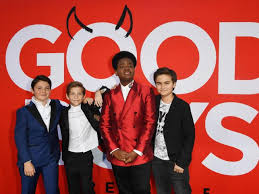 'Good Boys' rules American box office