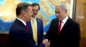 Netanyahu says Israel and Ukraine 'better together'