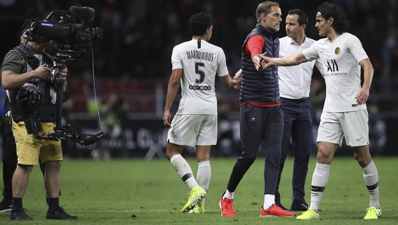 Still no Neymar as PSG loses 2-1 at Rennes in French league