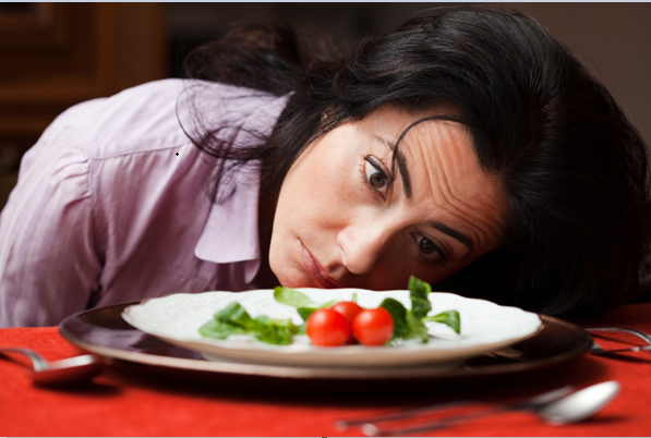 Skipping meals can lead to mental distress