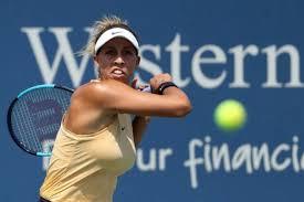 Keys locks up WTA Cincy title with victory over Kuznetsova
