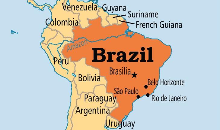 Gunman in Brazil holds 18 bus passengers hostage