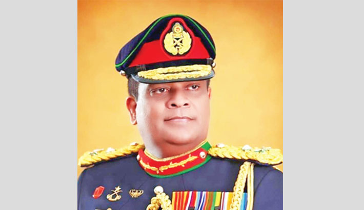 General accused of war crimes appointed Lankan army chief