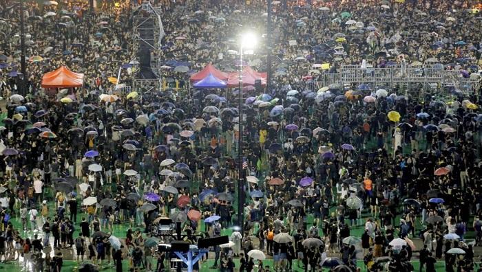 Tweeter, Facebook blocks Hong Kong misinformation