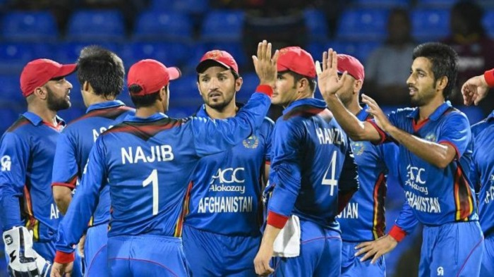 Afghanistan's squad against Bangladesh announced