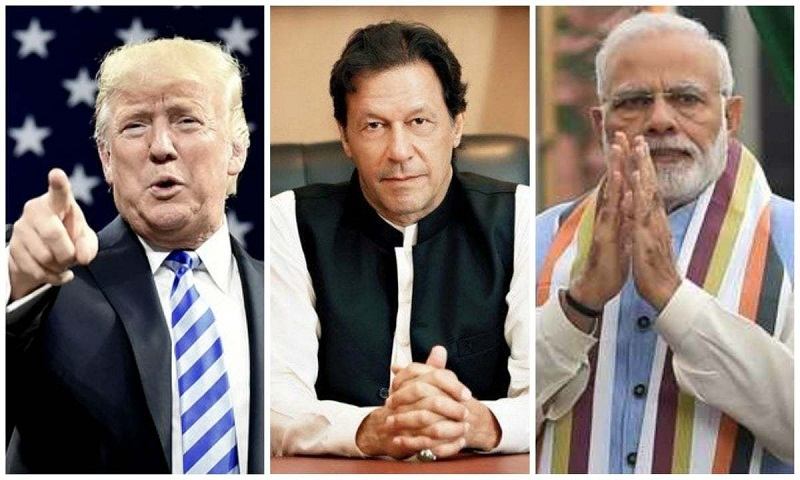Trump stresses need to reduce India-Pakistan tension in phone calls to PM Imran, Modi