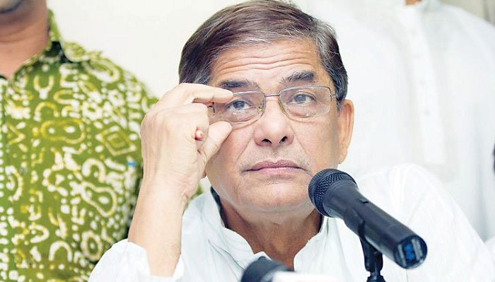 Fakhrul sees no alternative to fresh election for 'overcoming people's crises'
