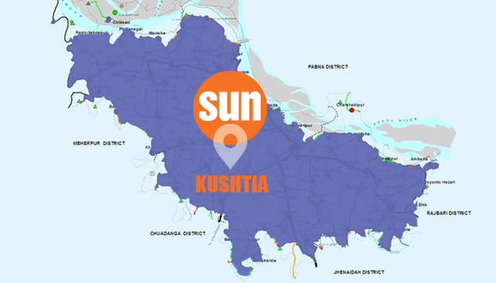 Woman's body found in sack in Kushtia