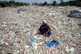 Foreign trash 'like treasure' in Indonesia's plastics village