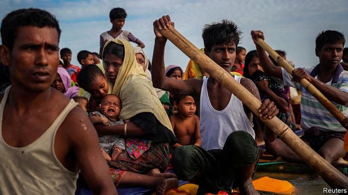 Dhaka, Delhi for speedy, sustainable Rohingya repatriation