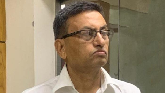 Former Kishorganj district accountant Sirajul held in city