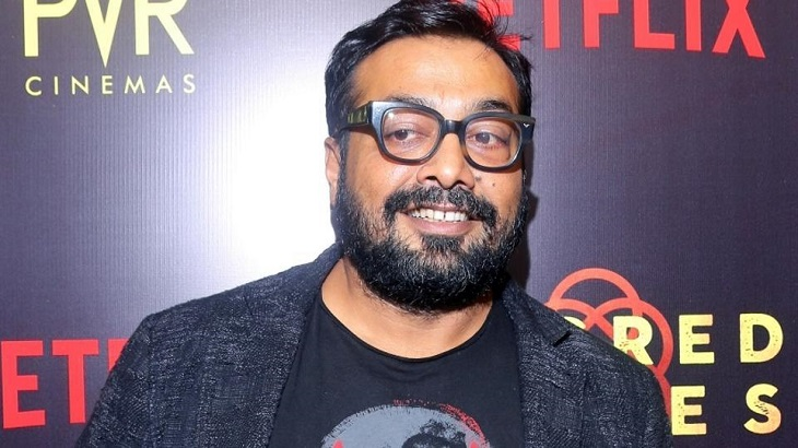 Bollywood director Anurag Kashyap sued over Sacred Games 2
