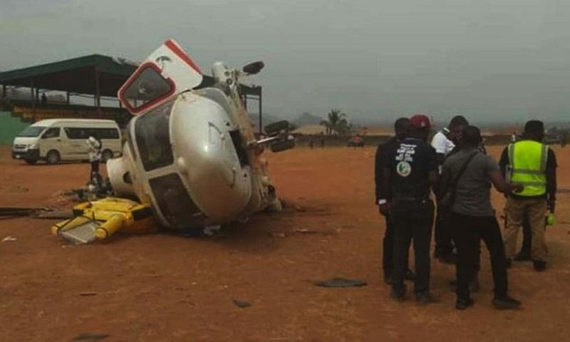 3 dead in Greek helicopter crash near island of Poros
