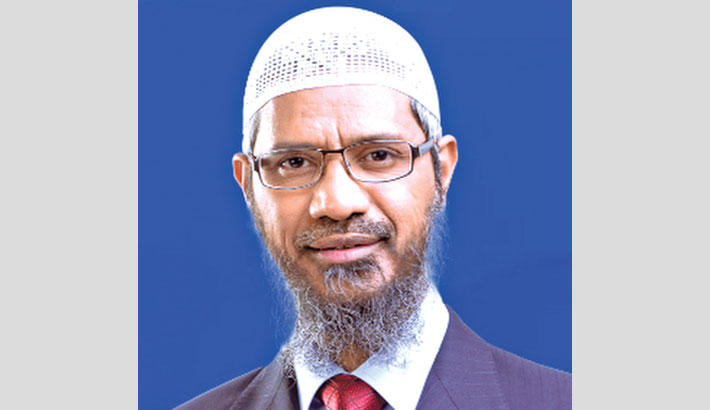 Zakir Naik sorry to Malaysians for race remarks