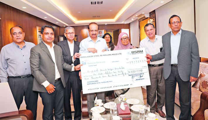 BSRM Group donates Tk 32.5mn to LWF