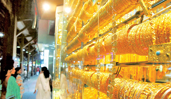 UAE's gold trade hit further as prices soar
