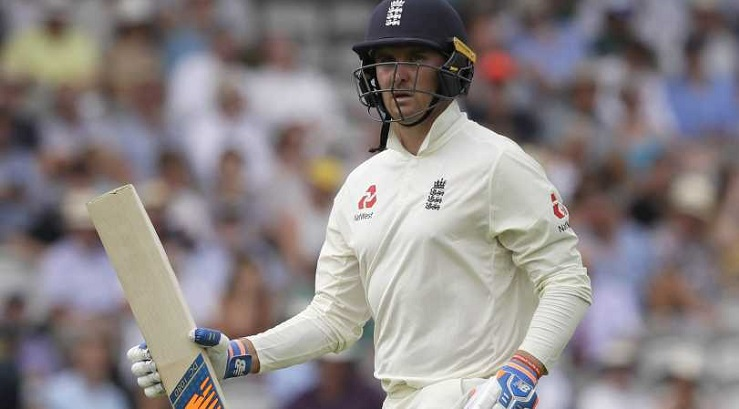 England's Roy set to play in third Test after passing concussion test