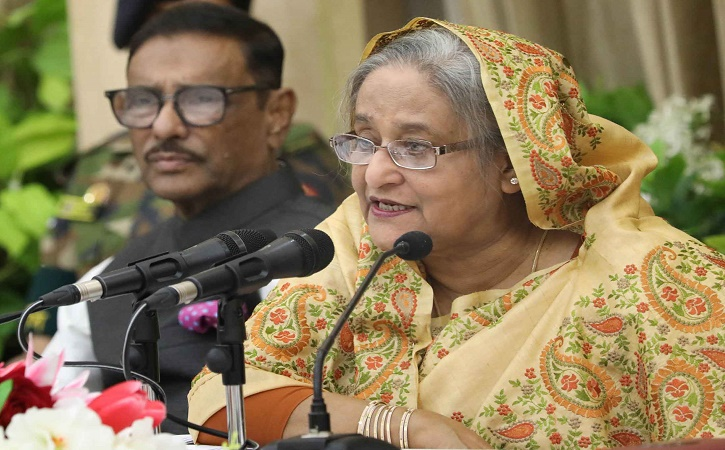 Prime Minister finds BNP regime's involvement in August 21 attack