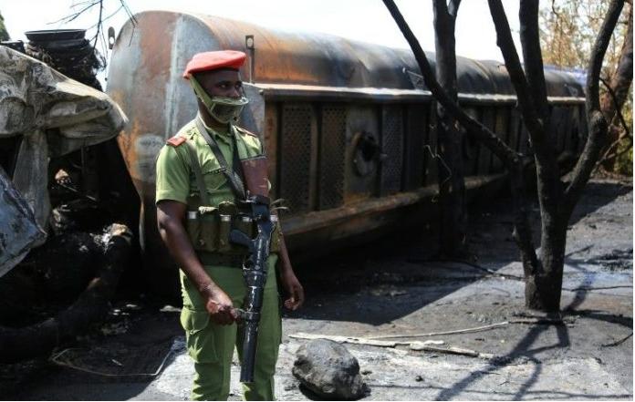 Toll from Tanzania truck blast reaches 100