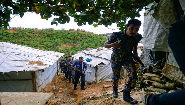 Welcome wears thin for Rohingyas in Bangladesh