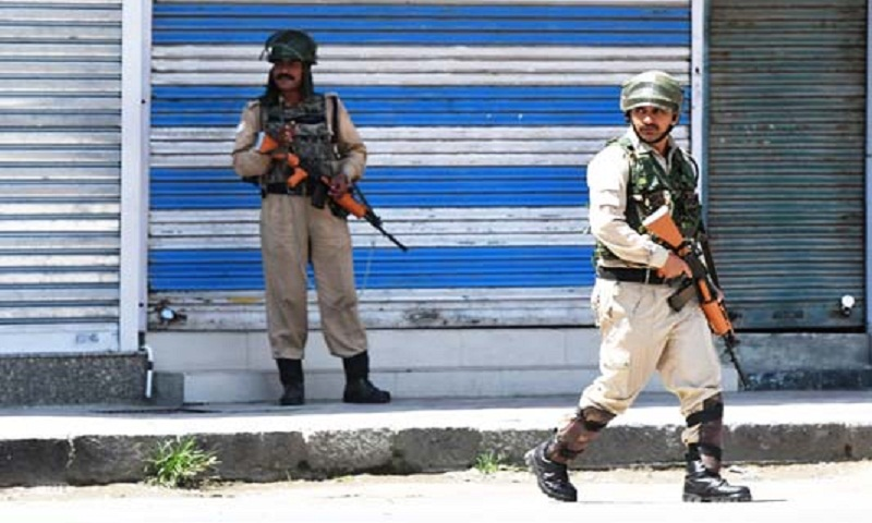 Two killed in gun battle in Indian Kashmir: police