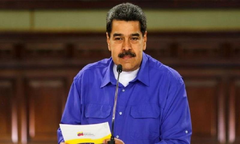 Venezuela crisis: President Maduro admits secret talks with US