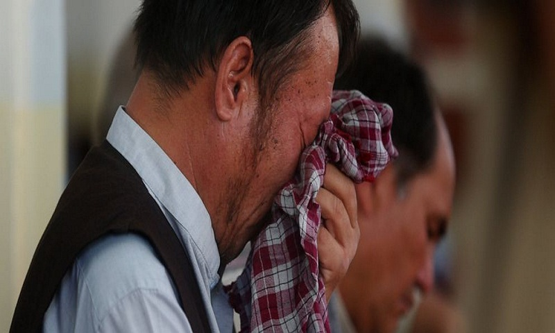 Afghanistan wedding attack's death toll rises to 80