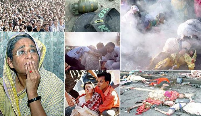 Grisly 21 August grenade attack was to kill Hasina