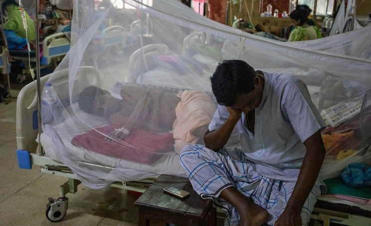 Sixth grader boy dies of dengue in city