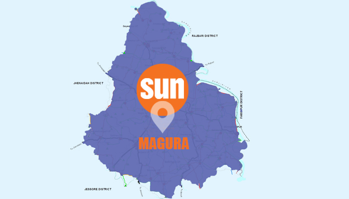 Newly-wed couple found dead in Magura