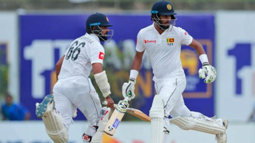 Sri Lanka opt to bat in second New Zealand Test